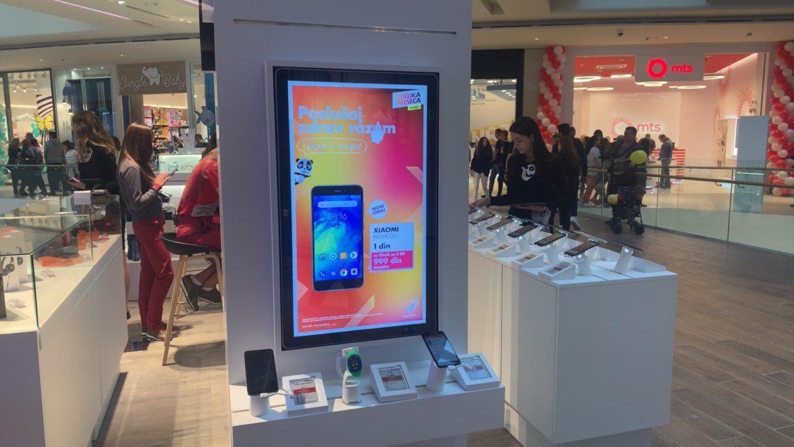 vip mobile digitalizovani centri
