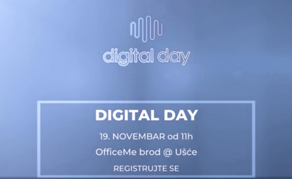 Digital Day 3 - B2B konferencija